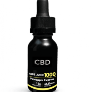 1000MG Pineapple Express CBD Vape