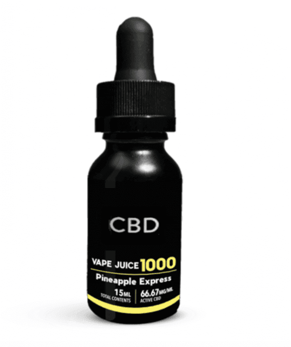 1000 mg Pineapple Express CBD Vape