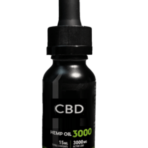 Buy 3000 MG CBD OIL THC FREE