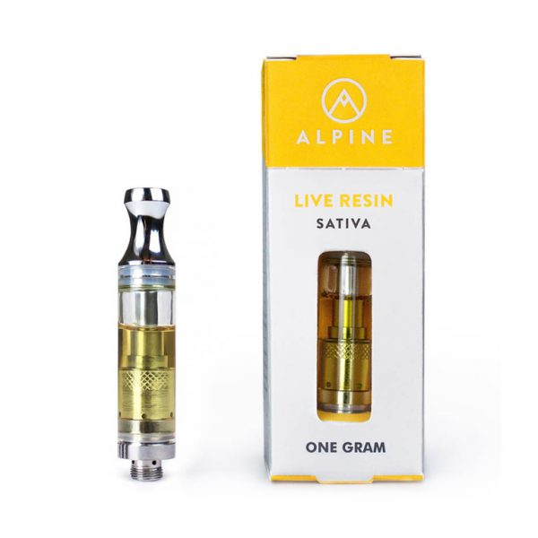 Silver Haze CO2 Vape Cartridge