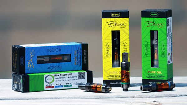 Bhang Oil Vape Pen Cartridge