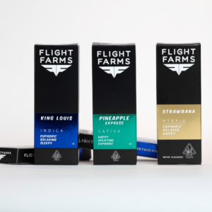 Buy Flight Farms Oil Vape  Cartridges Online