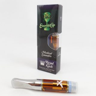 Royal Kush Oil Vape Cartridge