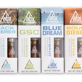 Absolutextracts THC Vape Cartridge