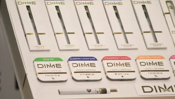 Buy Dime Cartridge Online