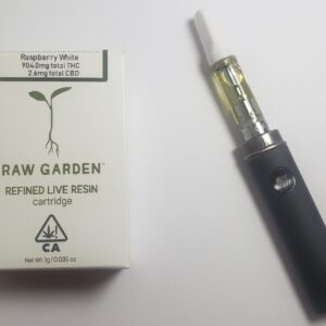 Remedy Live Resin Vape Cartridge