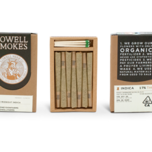 Buy Lowell Smokes Pre Roll Joints