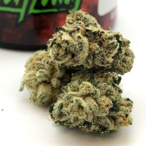 Green Crush Weed Strain