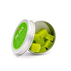 Bliss Green Apple THC Gummies Edibles